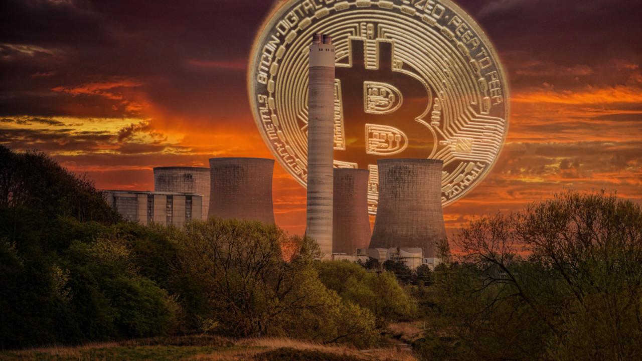Ukrainian Nuclear Plant Housed Illicit Crypto Mining Operation - YellowBlock